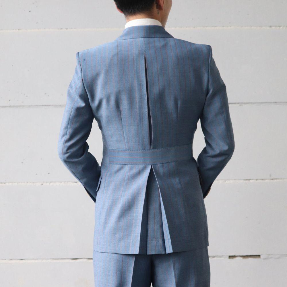 オーダースーツ,30s,ピンチバック,クラシックスタイル,吉祥寺,東京,仕立て屋